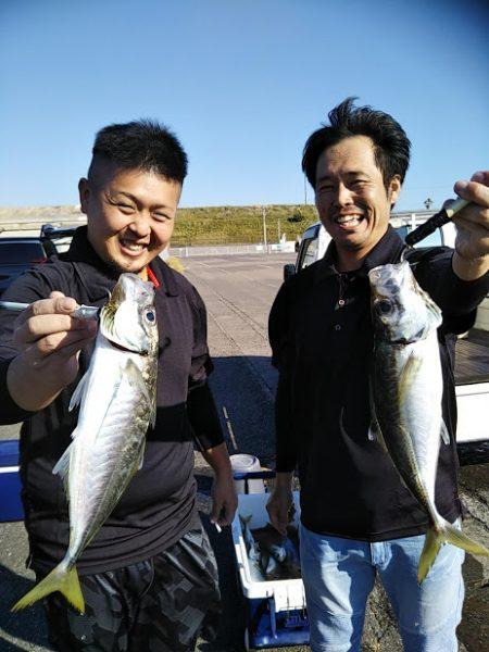 康仁丸・シギング釣り果